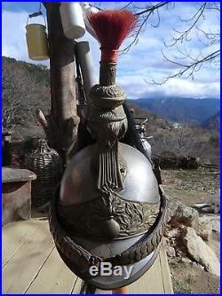 Casque cuirassier dragon Mle 1874 JUS WW1 14-18