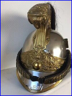 Casque de dragon modèle 1874 authentique