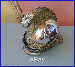 Casque de dragons ou cuirassiers- french cavalry helmet helm frankreich