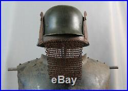 Casque helmet helm Masque Empire ww1 Allemand