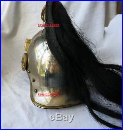 Casque mod 1874 d'officier des dragons et couvre-casque 14 18 ww1 french 1914