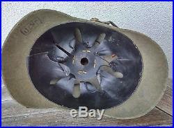 Casque pointe prussien feutre 70 RI ERSATZ /pickelhaube JR70 allemand