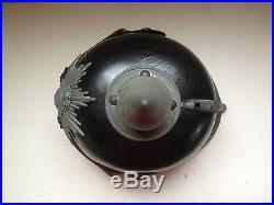 Casque à pointe, spike helmet, pickelhaube, Mod 15 Saxon, saxen helm