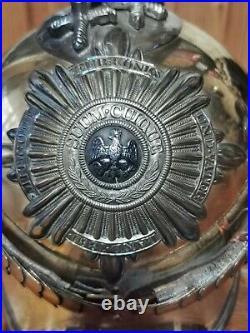 Casque prussien Garde-corps du Kaiser