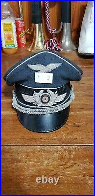 Casquette Officier Lw