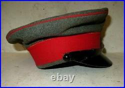 Casquette pour un Sous-Officier de l' Infanterie Prussienne, modèle 15. WW. 1