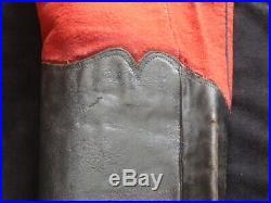 Cavalerie Dragon Cuirassier Pantalon Basane