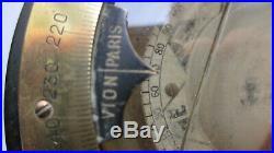 Compas d'avion VION guerre 14-18 WW1 aéronautique militaire