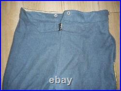 Copie De Pantalon Poilu Bleu Horizon Mle 1915 Liserai Jonquille