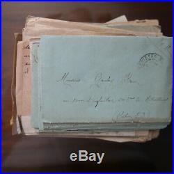 Correspondance d'un poilu de la Grande Guerre, Henri Gaudry, entre 1916 et 1917