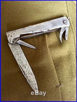 Couteau de poche allemand Mercator ww1
