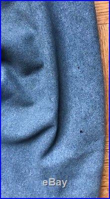 Culotte bleue horizon artillerie poilu passepoils rouge fabrication tailleur