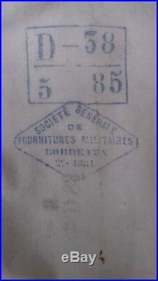 Dolman Maréchal des Logis du 34ème R. A Modèle 1872 III ème République