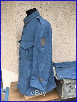 Ensemble Du Lieutenant GUITTARD Du 18 Régiment Infanterie Puis Du 117e Coffre