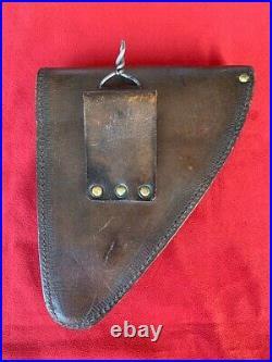 Etui pistolet automatique modèle 1916 daté 1918 ww1 ww2