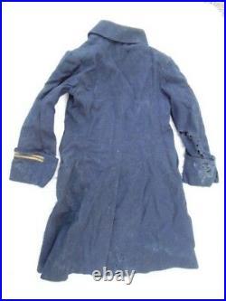 France 14-18 Authentique Manteau Bleu-fonce 57° Ri / Chasseur