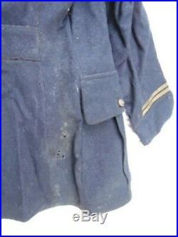 France 14-18 Authentique Vareuse Bleu-fonce 57° Ri / Chasseurs A Pieds / Bcp