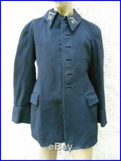 France 14-18 Vareuse Noire Troupes Coloniales / Marsouins 1914-1918
