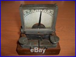 Galvanomètre de télégraphe allemand 14-18 WW1