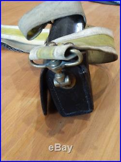 Giberne de Gendarme à cheval Modèle 1895