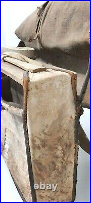 Havresac réglementaire de gendarmerie Mdle 1878 Sac à dos As de carreau