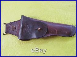 Holster De Cavalerie Us Wwi Pour Pistolet Colt 1911