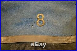 Kepi Bleu Horizon Officier 8° Regiment Artillerie-french Artillery Kepi 1915-1°w