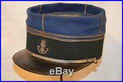 Kepi D'officier Des Douanes Mod. 1903-grande Guerre 1914/1918-customs Kepy 1903