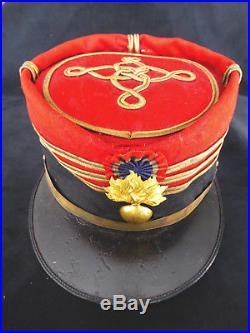 Képi Grande Tenue Capitaine infanterie Verdun