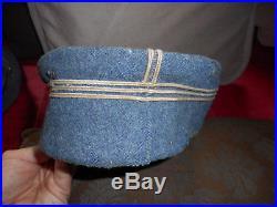 Kepi Off Fr Bleu Horizon Mle 1916/1918 D Infanterie