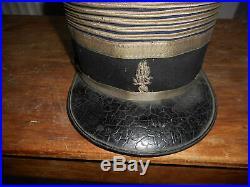 Kepi Off Fr Colonel De Gendarmerie Mle 1900/1910