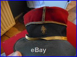 Kepi Off Infanterie Mle 1900/1914 Foulard