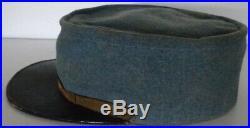 Képi Officier sous officier 1915 Bleu Horizon