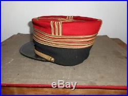 Kepi Polo Du Commandant D Infanterie Mle 1890