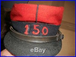 Kepi Troupe Piou Piou Mle 1884 Du 150 Rgt D Infanterie De Verdun