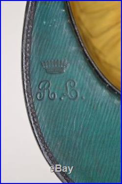 Képi de lieutenant colonel du 13ème dragon (Melun) nominatif
