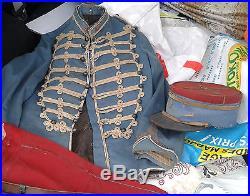Kepi dolman uniforme de Hussard cheppi ussaro- french army uniform