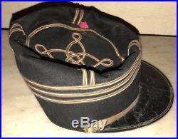 Kepi foulard d'officier d'artillerie 2 ème régiment
