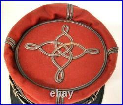 Képi foulard d'un Capitaine du 9e Régiment d'Infanterie d'Agen