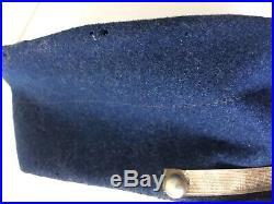 Képi sous officier cavalerie WW1 poilu GDFB bleu horizon