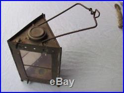 Lampe Montjardet Avec Sa Housse Cachou Fr Ww1
