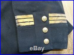 Lot Uniforme Santé Officier D'administration SSA 14/18 Tunique et Pantalon