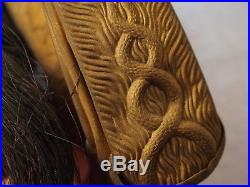 Lot cimier et crinières pour casque dragon ou cuirassier 1ère guerre WWI
