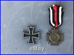 Lot dun alsacien du IR 137 de Haguenau WW1