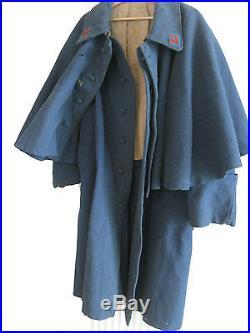 Manteau De Cavalerie 1914 1918