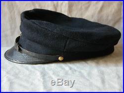 MARINE casquette des Amiraux 1870-71 à 1914-18