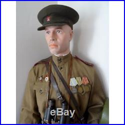 Mannequin Homme Md14 Special Militaria Uniformes Collections Musees