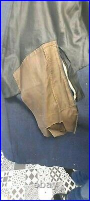 Manteau à rotonde gris de fer bleuté modèle 1913 (amovible)