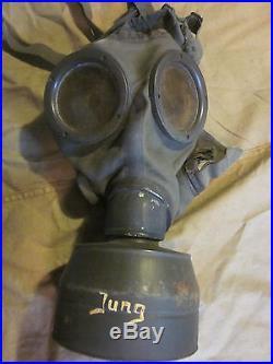 Masque A Gaz Kriegsmarine Neutralise