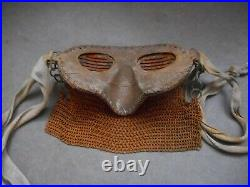 Masque De Tankiste Anglais Mle 1917